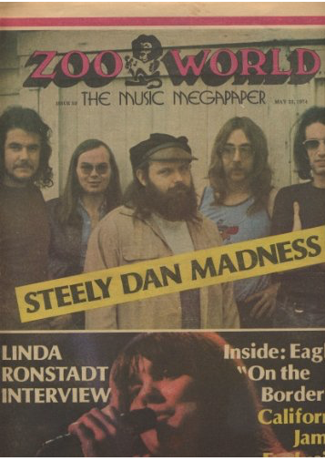 steely dan madness