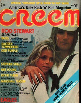 creem cover