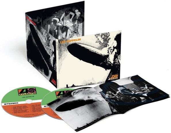 Led Zeppelin: I, II & III (2014Remasters)