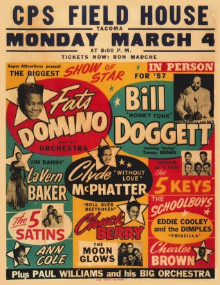 1-021 Poster 1957