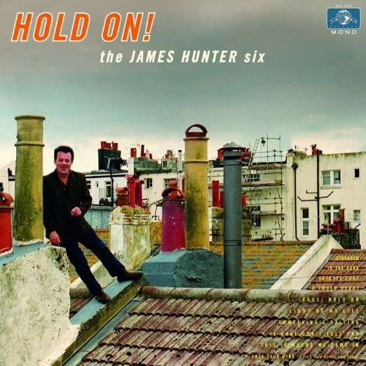 James Hunter cover