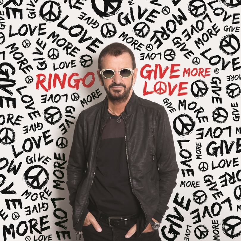 cover art-Ringo Starr-Give More Love