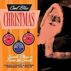 Cool Blue Christmas: Santa Claus Is from the South