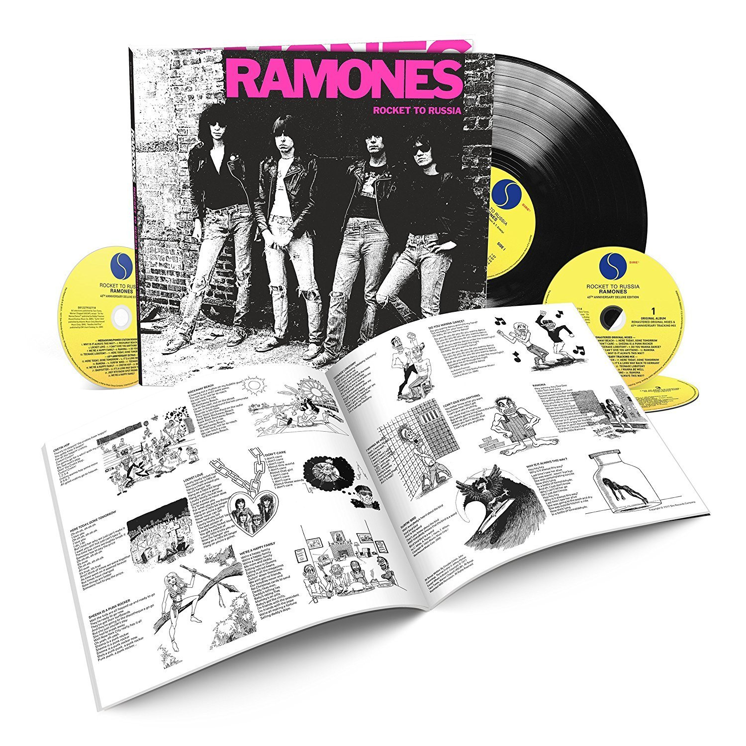 Rocket to Russia 40th
