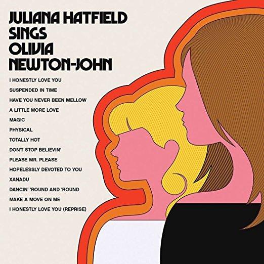 Hatfield Sings Newton-John