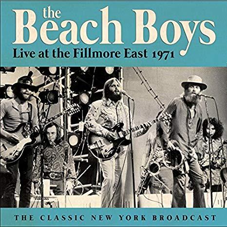 Beach Boys Fillmore