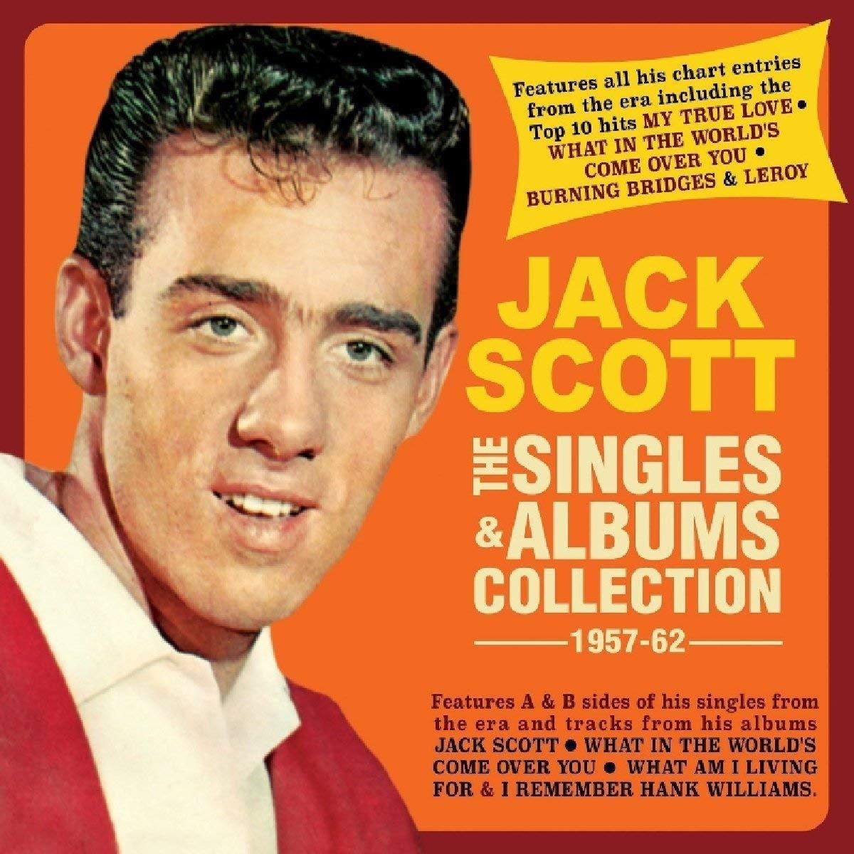 Jack Scott Singles & Albums