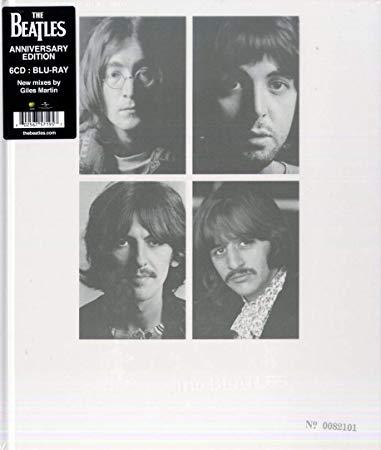 White Album front