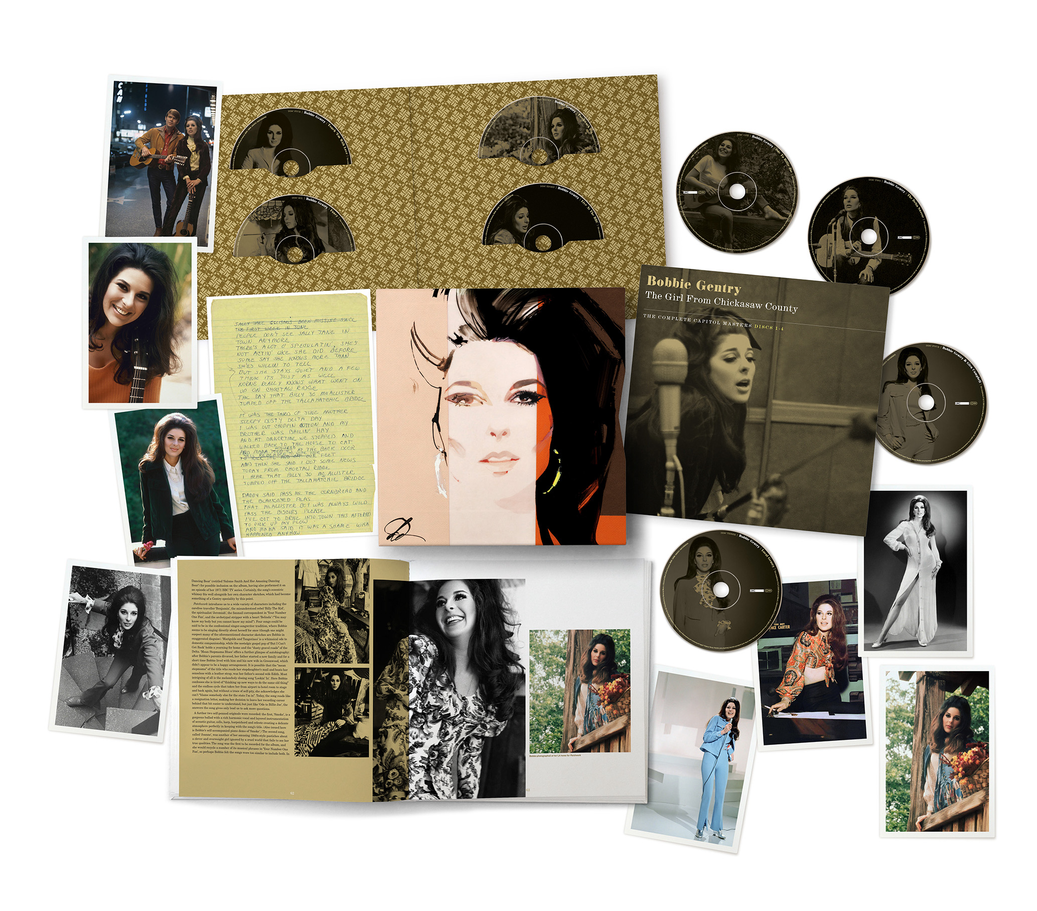 Bobbie Gentry-Box Set-Packshot