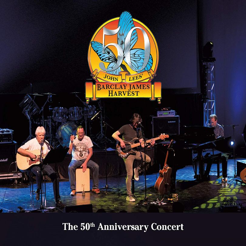 50th anniversary concert barclay james harvest