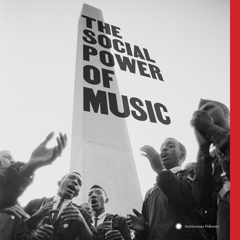 Social Power of Music Cover Art