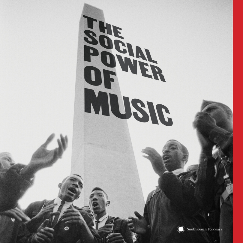 Social Power of Music Cover Art