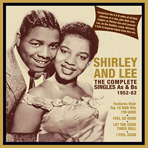 Complete Singles Shirley & Lee