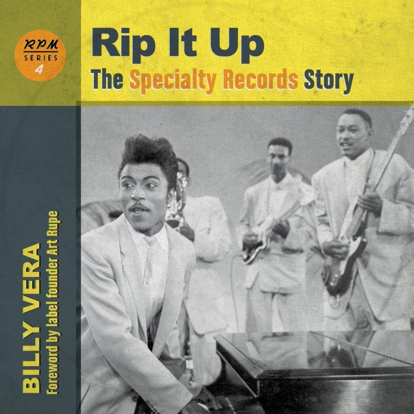 Specialty Recordsy Story