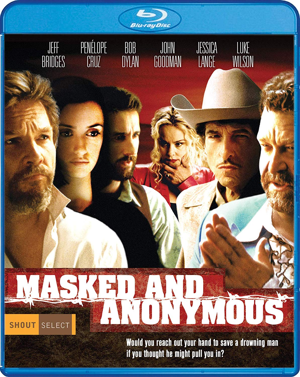 Masked & Anonymous