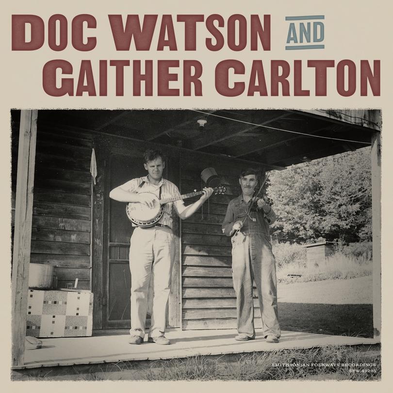 Doc Watson & Gaither Carlton